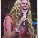 """Joss Stone SIGNED 8"""" x 10"""" Photo + Certificate Of Authentication 100% Genuine"""
