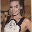 """Margot Robbie SIGNED 8"""" x 10"""" Photo + Certificate Of Authentication 100% Genuine"""