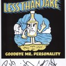 """Less Than Jake FULLY SIGNED 8"""" x 10"""" Photo + Certiificate Of Authentication 100% Genuine"""