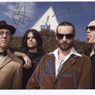 Tool (Band) Danny Carey SIGNED Photo + Certificate Of Authentication 100% Genuine