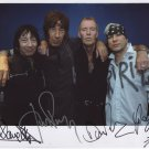 Sham 69 (Band) FULLY SIGNED 8 x 10 Photo + Certificate Of Authentication  100% Genuine