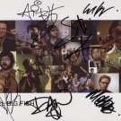 """Reel Big Fish FULLY SIGNED 8"""" x 10"""" Photo + Certificate Of Authentication 100% Genuine"""