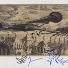 """Neutral Milk Hotel FULLY SIGNED 8"""" x 10"""" Photo + Certificate Of Authentication 100% Genuine"""