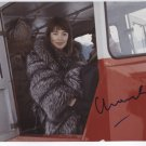 "Francoise Hardy SIGNED 8"" x 10"" Photo + Certificate Of Authentication  100% Genuine"