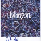 Mansun (Band) Paul Draper SIGNED Photo + Certificate Of Authentication  100% Genuine