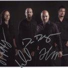 The Disturbed (Band) David Draiman SIGNED Photo 1st Generation PRINT Ltd 150 + Certificate /1