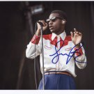 Leon Bridges SIGNED Photo 1st Generation PRINT Ltd 150 + Certificate /2