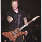 James Hetfield (Metallica) SIGNED Photo 1st Generation PRINT Ltd 150 + Certificate /4