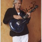 John McLaughlin SIGNED Photo + Certificate Of Authentication 100% Genuine
