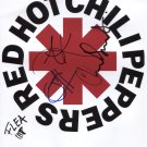 Red Hot Chili Peppers SIGNED Photo + Certificate Of Authentication 100% Genuine
