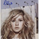 "Ellie Goulding SIGNED 8"" x 10"" Photo + Certificate Of Authentication  100% Genuine"