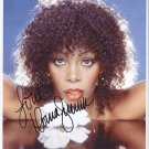Donna Summer SIGNED Photo 1st Generation PRINT Ltd 150 + Certificate / 4