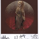 The Monochrome Set (Band) SIGNED Photo + Certificate Of Authentication  100% Genuine