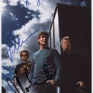 "A-Ha Aha (Band) FULLY SIGNED 8"" x 10"" Photo + Certificate Of Authentication  100% Genuine"