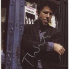 """Tom Waits  SIGNED 8"""" x 10"""" Photo + Certificate Of Authentication 100% Genuine"""
