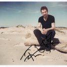 Frank Turner (Singer) SIGNED Photo + Certificate Of Authentication 100% Genuine