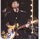 Roger McGuinn (The Byrds) SIGNED Photo + Certificate Of Authentication 100% Genuine