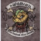 The Wildhearts (Band) Ginger Wildheart SIGNED Photo + Certificate Of Authentication 100% Genuine
