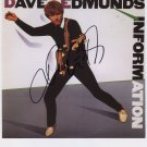 "Dave Edmunds (Rockpile) SIGNED 8"" x 10"" Photo + Certificate Of Authentication  100% Genuine"