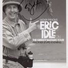 """Eric Idle SIGNED 8"""" x 10"""" Photo + Certificate Of Authentication 100% Genuine"""