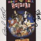 Sex Pistols Paul Cook & Steve Jones SIGNED Photo + Certificate Of Authentication 100% Genuine