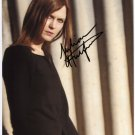 "Juliana Hatfield SIGNED 8"" x 10"" Photo + Certificate Of Authentication 100% Genuine"