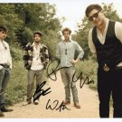 Mumford And Sons (Band) FULLY SIGNED Photo + Certificate Of Authentication  100% Genuine