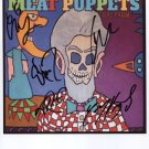 "Meat Puppets (Band) FULLY SIGNED 8"" x 10"" Photo + Certificate Of Authentication 100% Genuine"