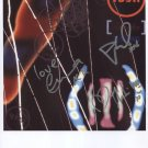 """Lush (Band) Miki Berenyi + 2  SIGNED 8"""" x 10"""" Photo + Certificate Of Authentication 100% Genuine"""