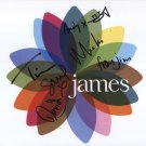 James (Indie Band) Tim Booth FULLY SIGNED Photo + Certificate Of Authentication 100% Genuine