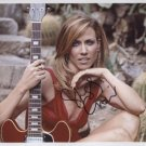 Sheryl Crow SIGNED Photo + Certificate Of Authentication 100% Genuine