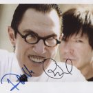 "Sparks (Band) Ron & Russell Mael SIGNED 8"" x 10"" Photo + Certificate Of Authentication 100% Genuine"