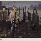 Bon Jovi FULLY SIGNED Photo + Certificate Of Authentication 100% Genuine