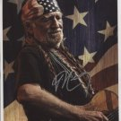 Willie Nelson SIGNED Photo + Certificate Of Authentication 100% Genuine