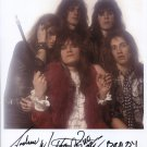 Hollywood Brats (Band) SIGNED Photo + Certificate Of Authentication 100% Genuine