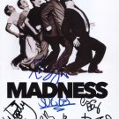 Madness (Band) Suggs SIGNED Photo + Certificate Of Authentication 100% Genuine