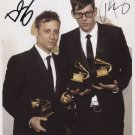 """The Black Keys (Band) SIGNED 8"""" x 10"""" Photo + Certificate Of Authentication 100% Genuine"""