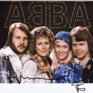 Abba Benny Andersson Bjorn Ulvaeus SIGNED Photo + Certificate Of Authentication 100% Genuine