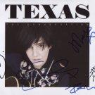 "Texas (Band) Sharleen Spiteri SIGNED 8"" x 10"" Photo + Certiificate Of Authentication 100% Genuine"