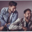 Boyzlife Keith Duffy Brian McFadden SIGNED Photo + Certificate Of Authentication 100% Genuine