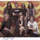 King Gizzard & The Wizard Lizard SIGNED Photo + Certificate Of Authentication 100% Genuine