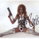"Jane Fonda SIGNED 8"" x 10"" Photo + Certificate Of Authentication  100% Genuine"