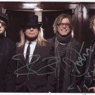 Cheap Trick (Band) Robin Zander + 2 SIGNED  Photo + Certificate Of Authentication  100% Genuine