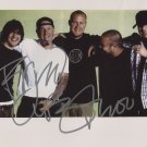 Limp Bizkit Fred Durst SIGNED Photo + Certificate Of Authentication 100% Genuine