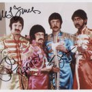 The Rutles Neil Innes Eric Idle Barry Woms SIGNED Photo + Certificate Of Authentication 100% Genuine