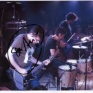 "Steve Albini Shellac Big Black SIGNED 8"" x 10"" Photo + Certificate Of Authentication 100% Genuine"