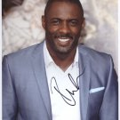 "Idris Elba SIGNED 8"" x 10"" Photo + Certificate Of Authentication 100% Genuine"
