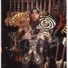 "Zakk Wylde Black Label Society SIGNED 8"" x 10"" Photo + Certificate Of Authentication 100% Genuine"