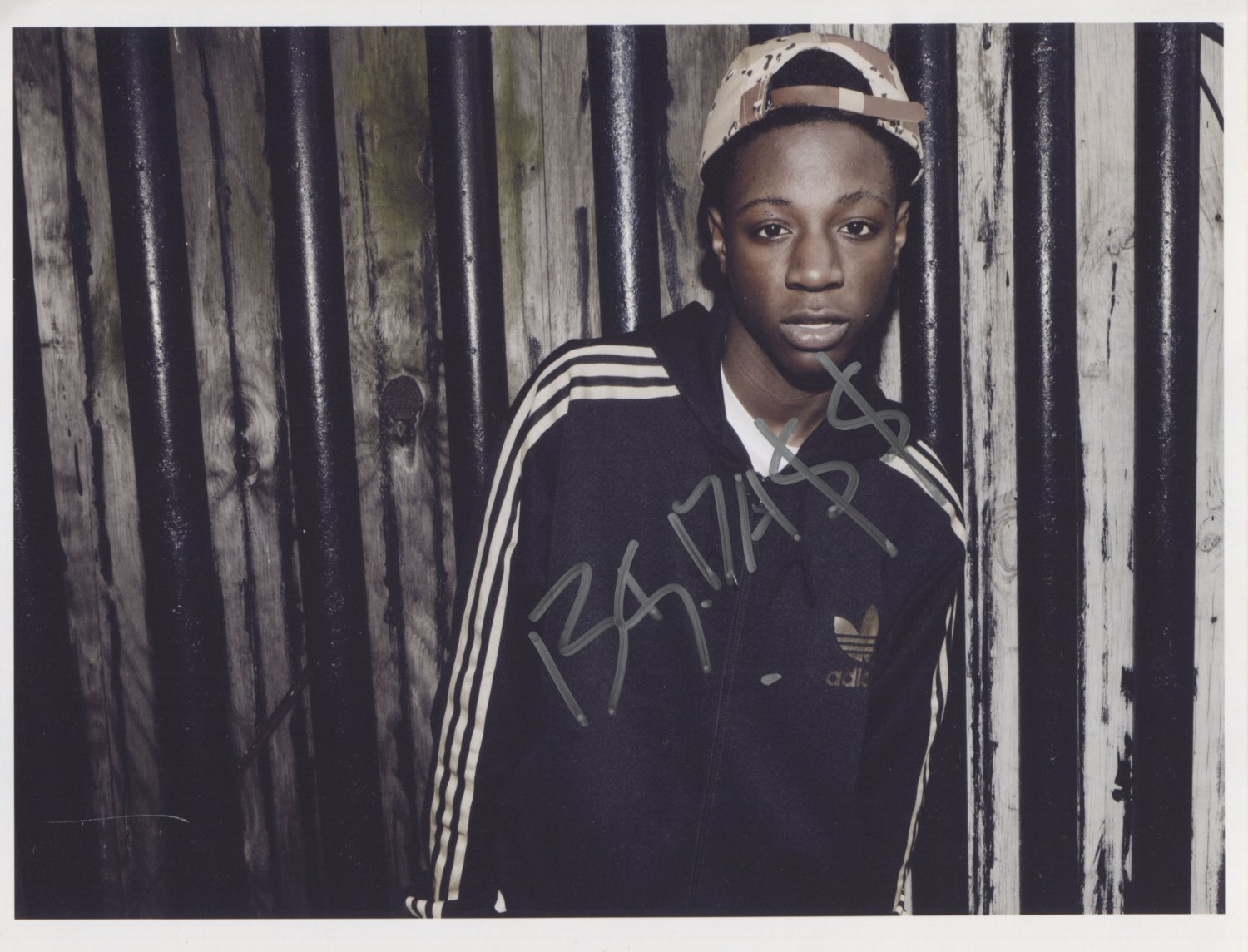 Joey Badass SIGNED Photo + Certificate Of Authentication 100% Genuine