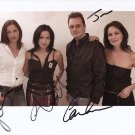 The Corrs (Band) FULLY SIGNED Photo + Certificate Of Authentication 100% Genuine